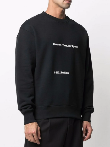 RR Time Sweater