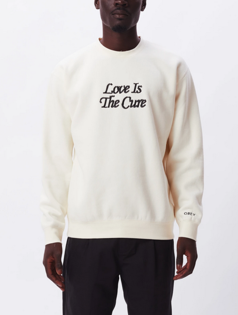 RR Love is the Cure Sweater