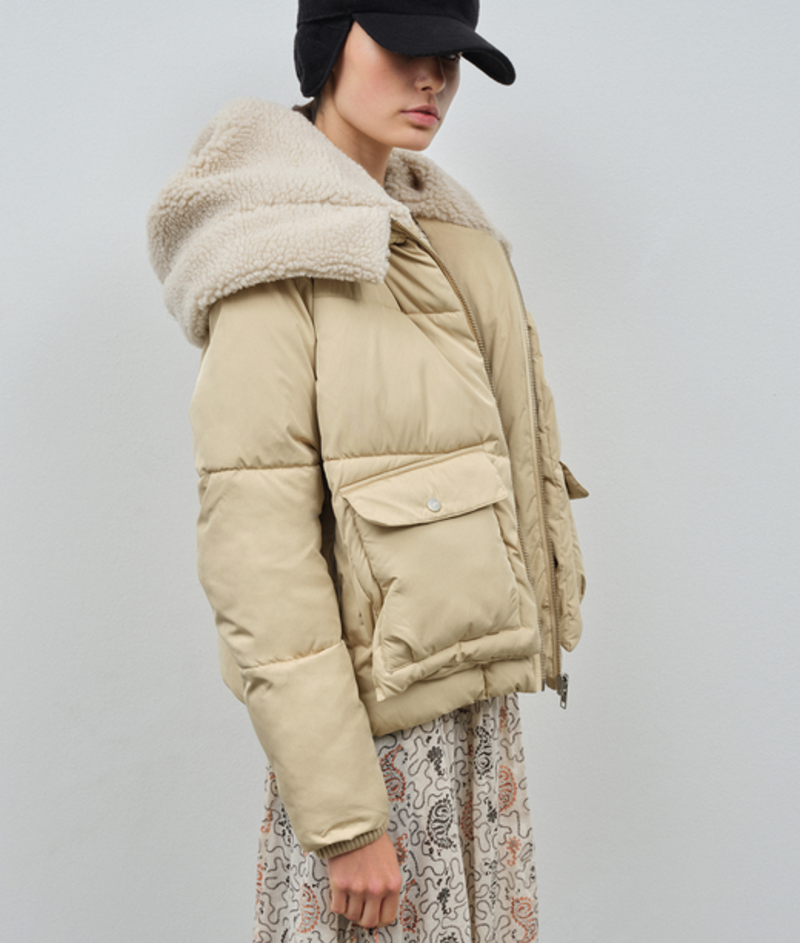 RR Leicester Puffer Jacket