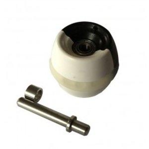 Cyberhuis Soft wheel with bearings