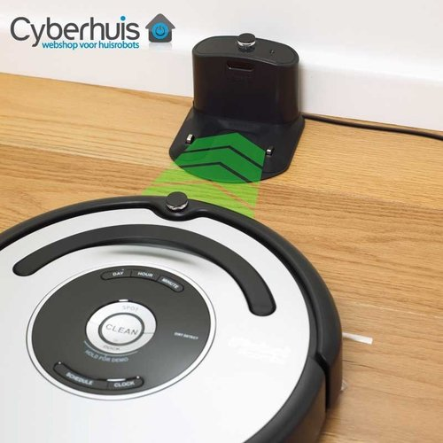 iRobot R5, 6, 7 and 800 series Homebase with adapter