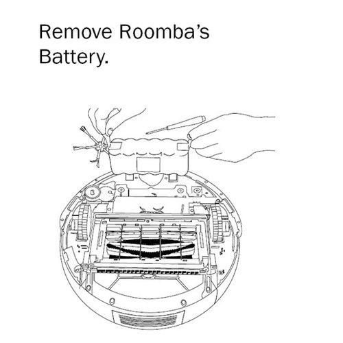 iRobot Li Ion Battery