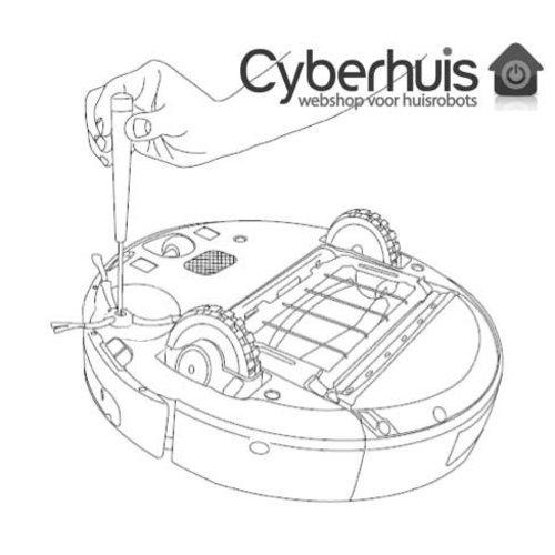 iRobot R800 Sidebrush (3 pcs)