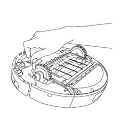 iRobot Roomba linker aandrijfwiel module