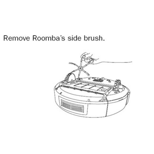 iRobot Roomba 800 Cleaning Head Module