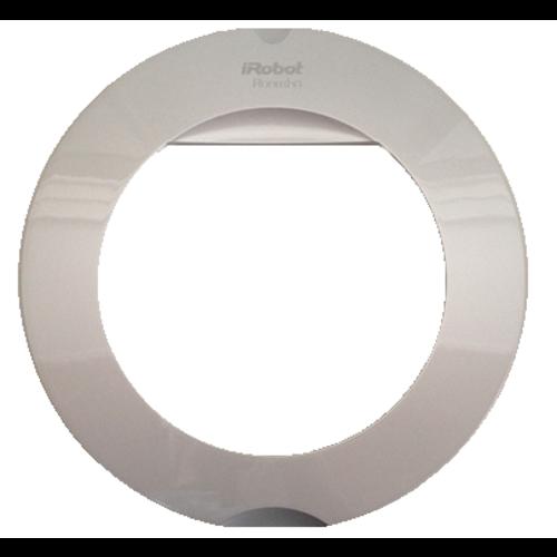 iRobot Roomba 760 bovenplaat Zilverkleurig