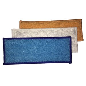 Cyberhuis Braava jet™ washable pads, 3-pack mixed
