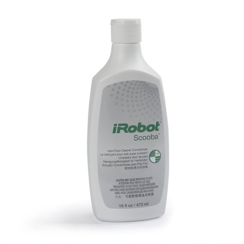 iRobot Scooba Cleaning solution