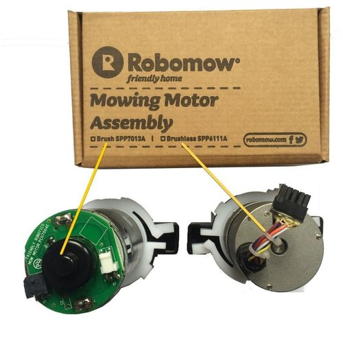 Robomow Maaimotor RC/TC/MC/RS brush
