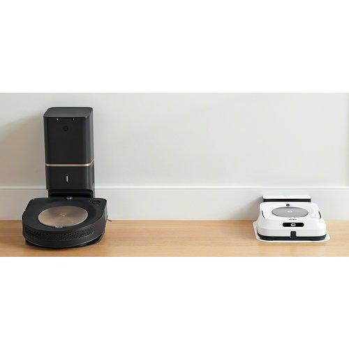 iRobot Roomba® s9 and Braava® m6 combined