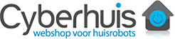 Cyberhuis webshop for iRobot and Robomow