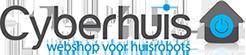 Cyberhuis webshop voor iRobot en Robomow