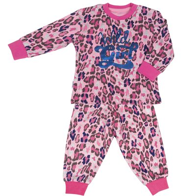 Frogs and Dogs PJ's Luipaard Pyjama Frogs and Dogs PJ's Geprint