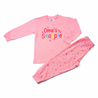 Fun2Wear Oma's Snoepie Pyjama Fun2Wear Meisjes