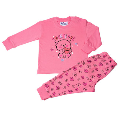 Fun2Wear Pyjama Sweet Love Pink