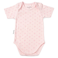 Frogs and Dogs Romper newborn roze Frogs and Dogs