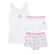 Funderwear Set Princess Wit