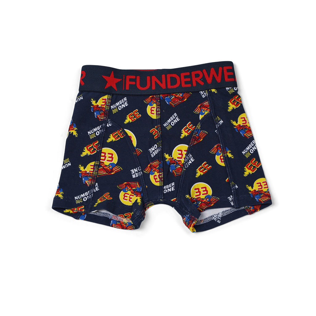 Funderwear Boxer Number One Navy