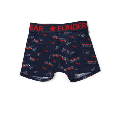 Funderwear Boxer Pitstop Navy