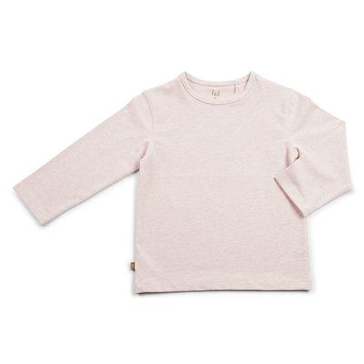 Frogs and Dogs Basis shirt effen roze F&D