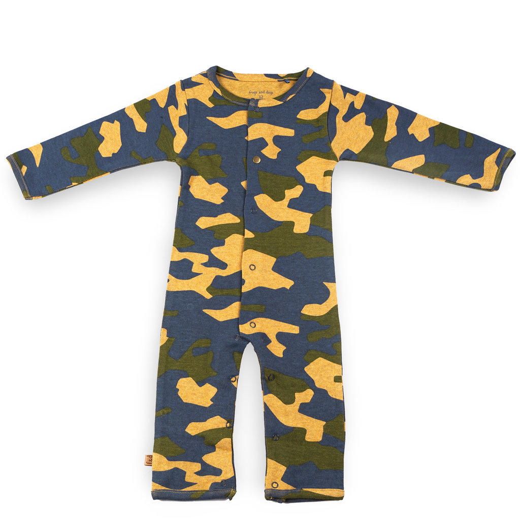 Frogs and Dogs Boxpakje Camo Camouflage Baby