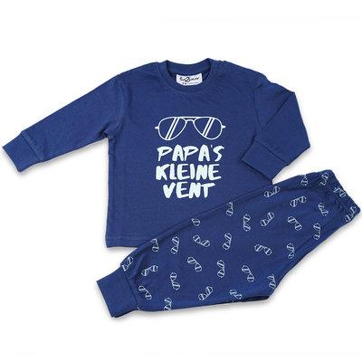 Fun2Wear Pyjama Papa's Vent Navy