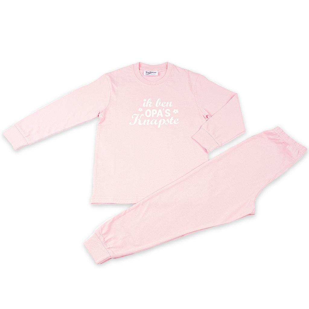 Fun2Wear Pyjama Opa's Knapste Roze