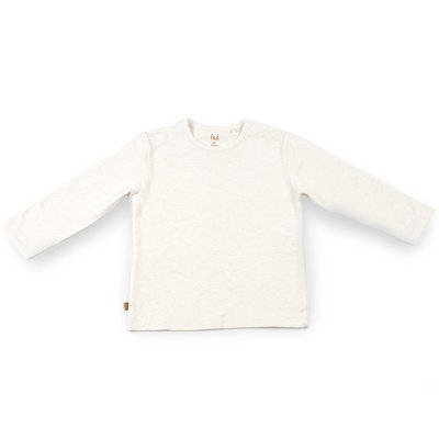 Frogs and Dogs Shirt Effen Offwhite