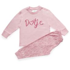 Fun2Wear Pyjama Dotje Licht Roze