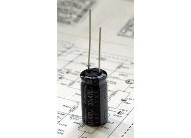 Electrolyte Capacitors