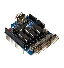Analog Input Extension Shield for Arduino (R) KA12 Kit