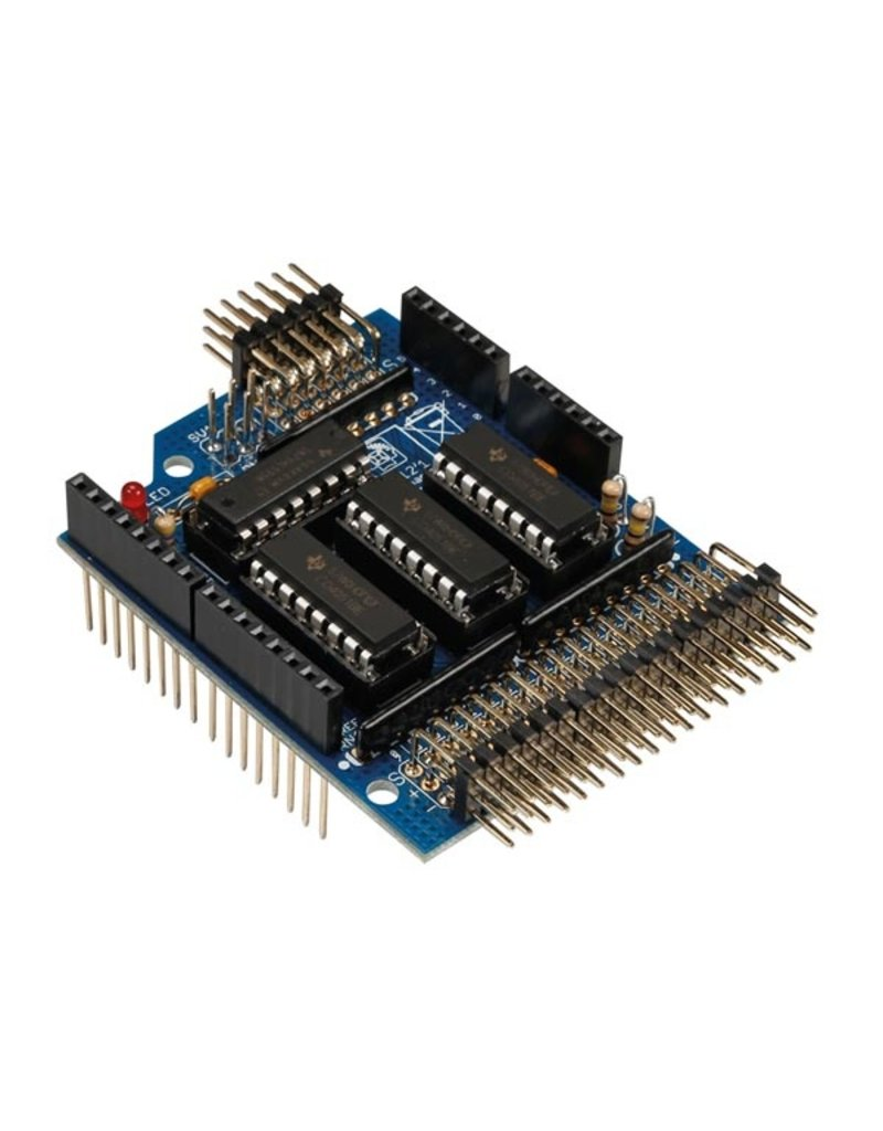 Analog Input Extension Shield for Arduino (R) KA12 Kit