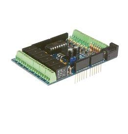 I/O Shield for Arduino (R) Yun KA08 Kit