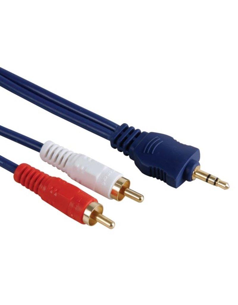 Velleman RCA - Jack 15,0m High-Q Interlink Velleman AVB010