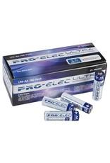 Pro-Elec Alkaline AA Battery 2,6Ah Pro-Elec Ultra