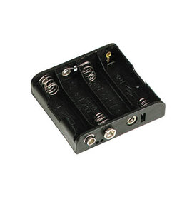 Battery Holder for 4x AA