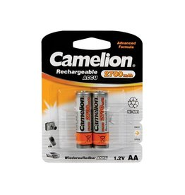 Camelion AA 1,2V 2700mAh Ni-Mh 2pcs in Blister Camelion