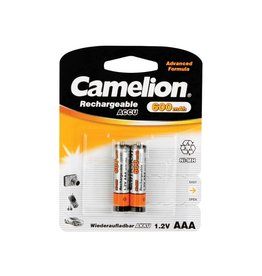Camelion AAA 1,2V 600mAh Ni-Mh Camelion 2pcs in Blister