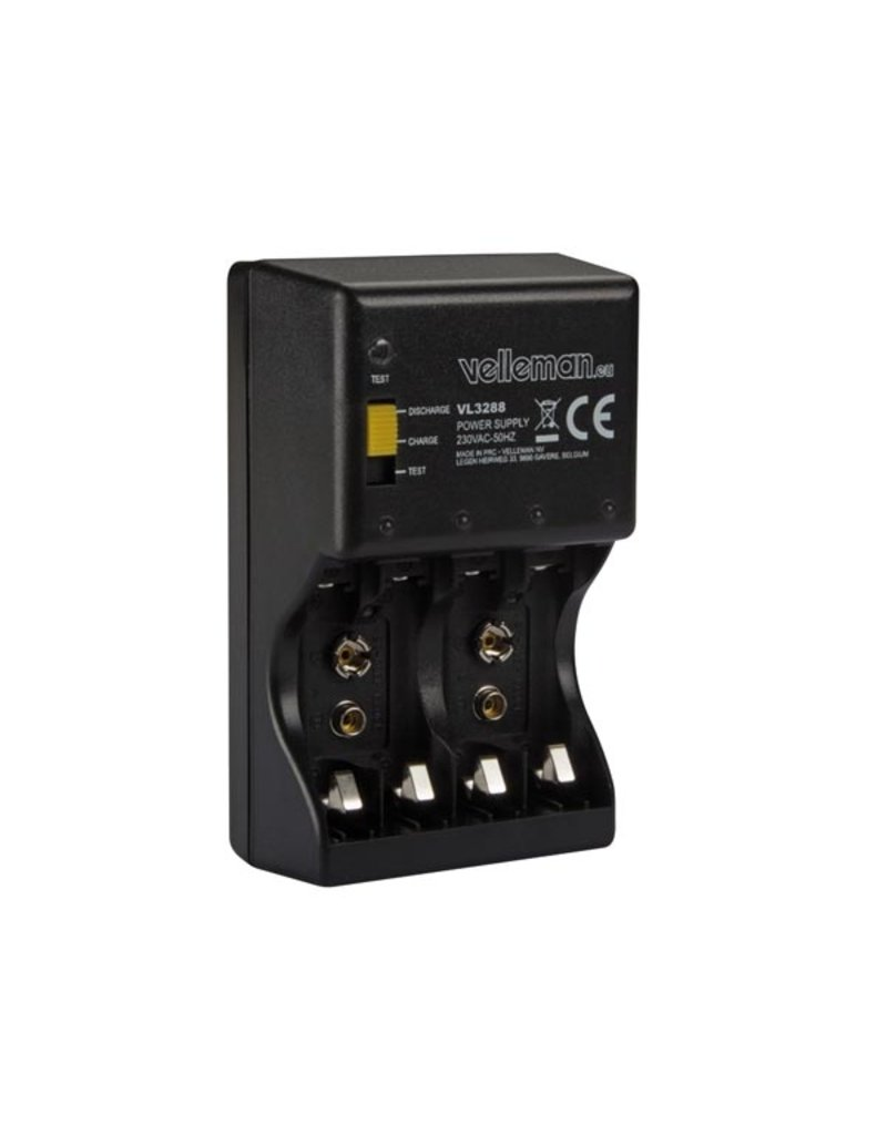 Ni-Mh/NiCd Battery Charger / Discharger VL3288