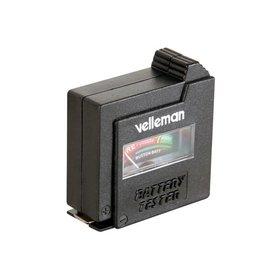 Velleman Universal Battery Tester
