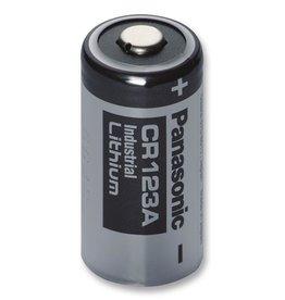 Panasonic CR123A 3V 1400mAh Lithium 17mm