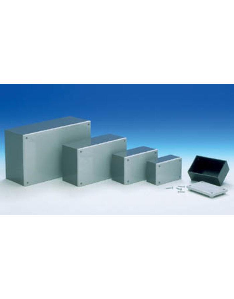 Velleman Velleman TKCP4G Top cover enclosure Grey 215x130x83mm