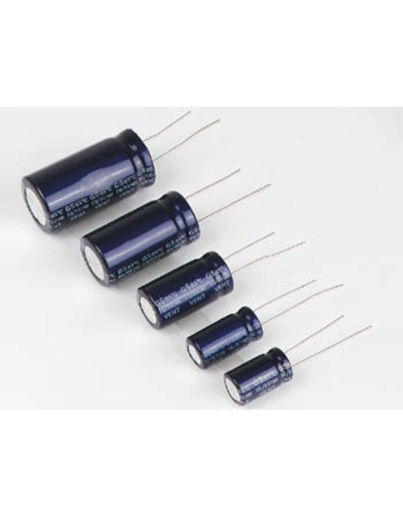 1µF 100V Radial