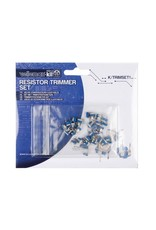 Resistor Trimmer set K/TRIMSET1