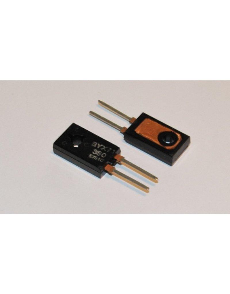 BYX71 Rectifier diode 350V 7A