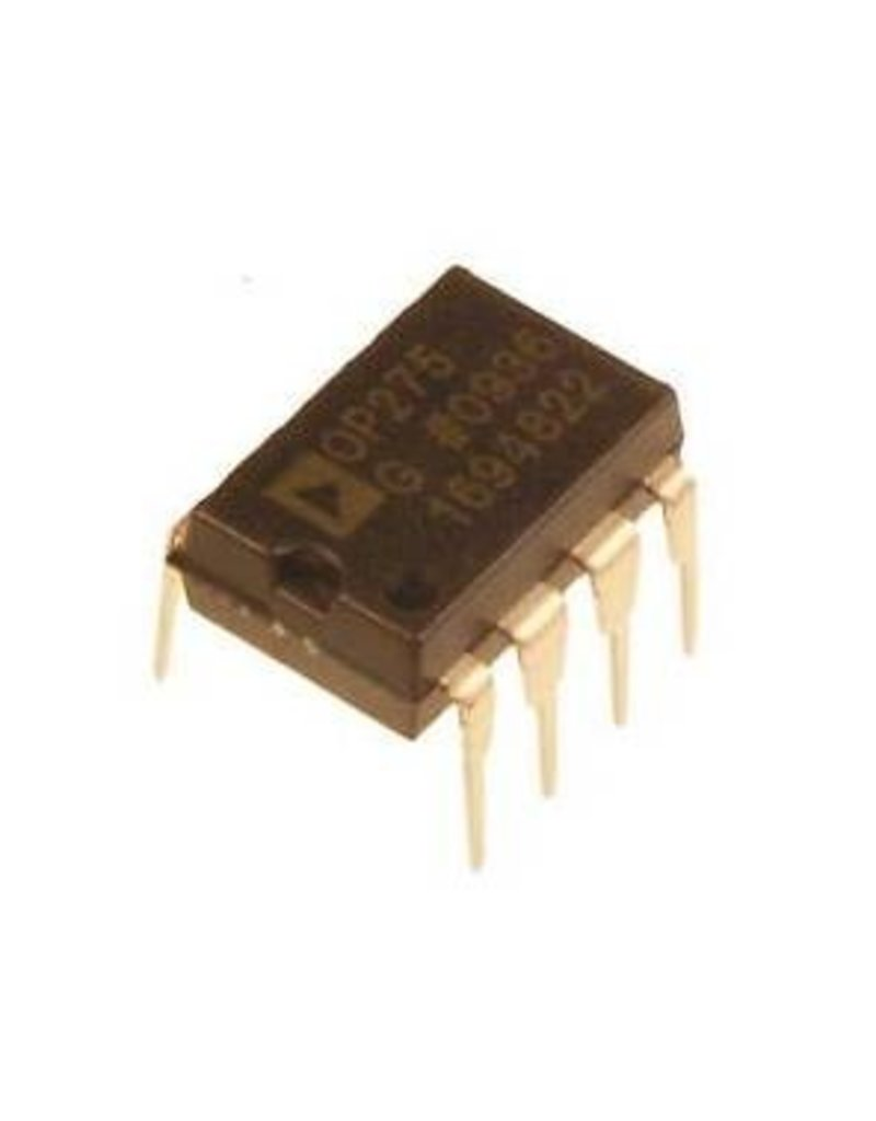 OP275 Audio Dual Opamp Analog Devices