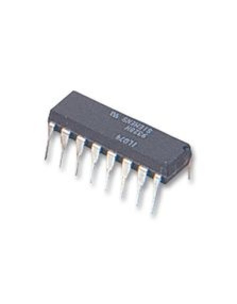 74HC161 Sync Binary Counter 4 Bit