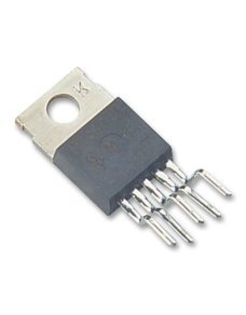 L387A Very Low Drop 5V Voltage regulator with Reset