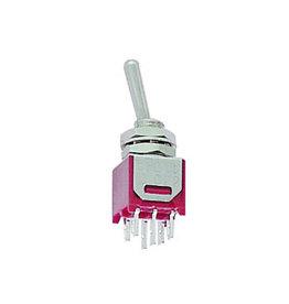Sub-Miniature Dual On-Mom DPDT TS-5B