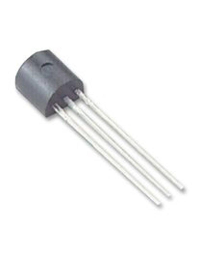 BC640 PNP 80V 1,5A 625mW